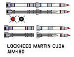 Lockheed Martin CUDA AIM-160