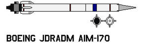 Boeing  JDRADM AIM-170