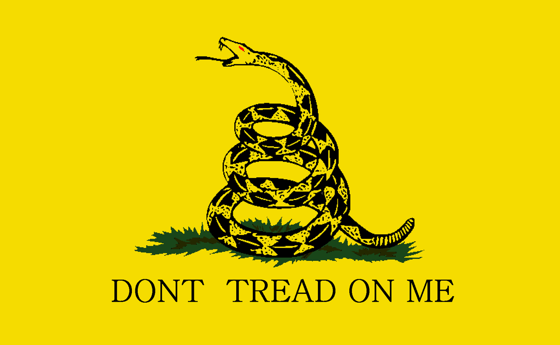 dont tread on me by bagera3005 on deviantart