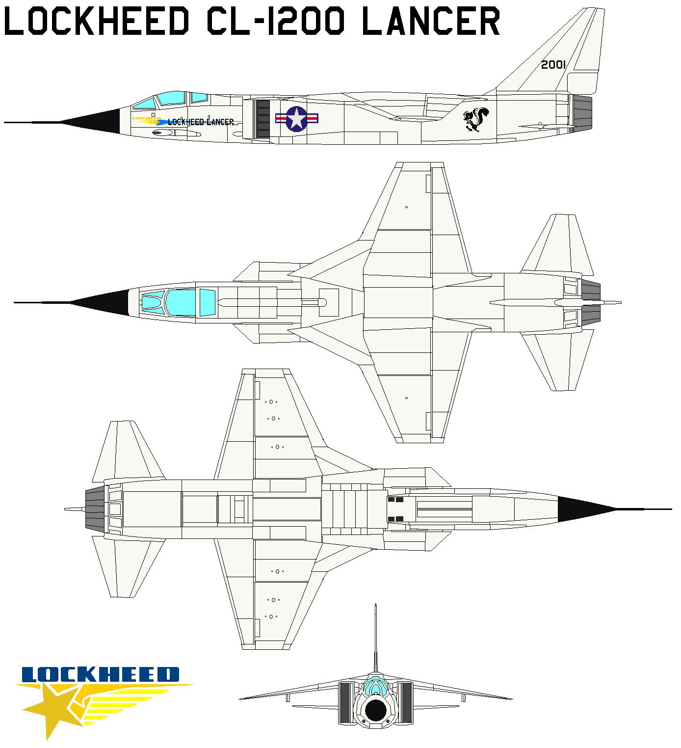 Lockheed X-27
