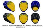 fa-70  Helmet Mounted Display Cougars VAQ-139