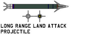 Long Range Land Attack Projectile by bagera3005