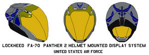 fa-70  Panther 2 Helmet Mounted Display 2 by bagera3005