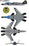 S.H.I.E.L.D ASF-X Shinden II