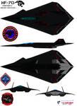 Lockheed  XF-70  Panther 2 prototype aircraft