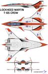 Lockheed Martin T-65 Crow