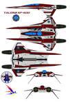 Talon2 Xf-400