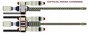 Critical Mass Cannons
