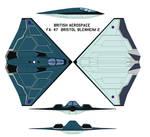 British Aerospace  FA-47  Bristol Blenheim 2