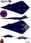 Lockheed  FA-70  Panther 2  NAVY 1942 ww2 night