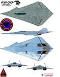 Lockheed  fa-70  Panther 2  Adaptive Camouflag
