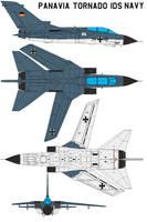 Panavia Tornado IDS NAVY by bagera3005