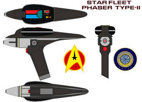 Phaser  Type-II by bagera3005