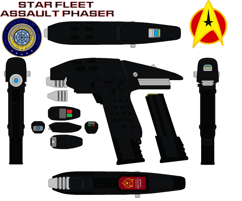 Assault Phaser by bagera3005