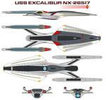 USS Excalibur NX-26517