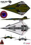 Lockheed  fa-70  Panther 2  D day
