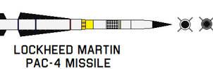 Lockheed Martin PAC-4 Missile