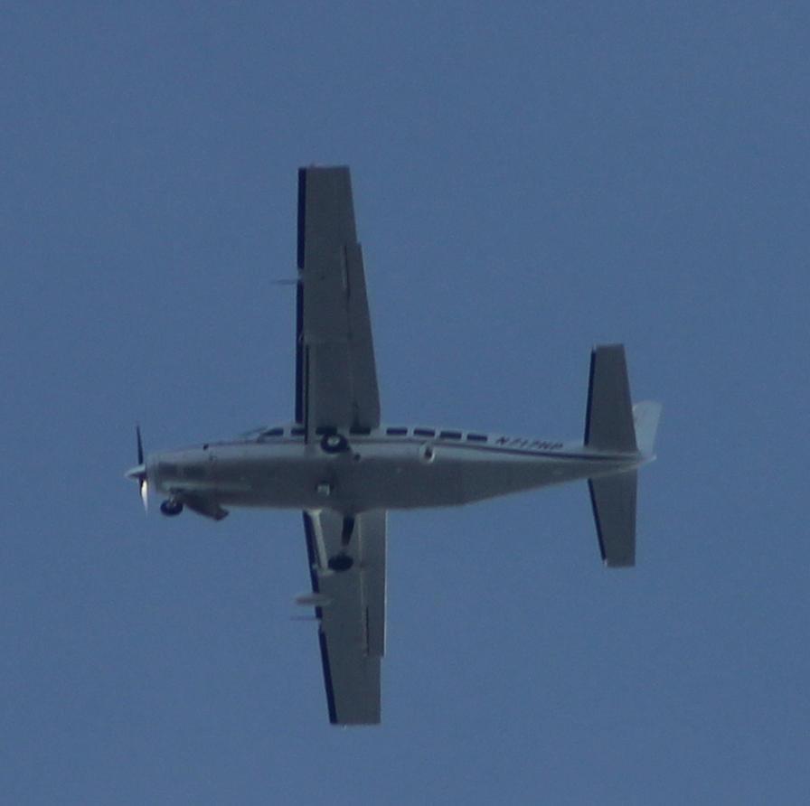 Cessna 208 Caravan by bagera3005