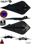 Lockheed  FA-70 Panther 2  jolly rogers