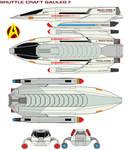 Shuttle craft  Galileo 7
