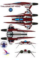 Talon 2 XF-450 by bagera3005