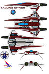 Talon 2 XF-450