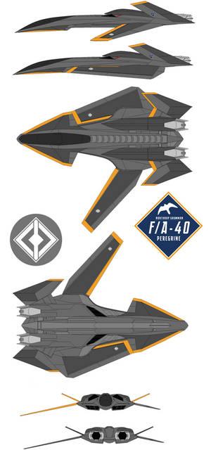 F/A-40 Peregrine