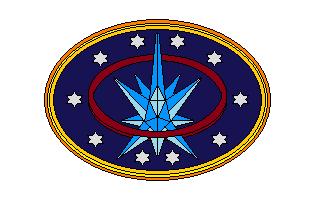 Atlantis fleet Combadge