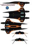 TALON2 XF-450 blindsight uss atlantis