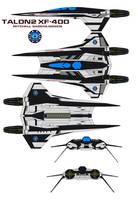 TALON2 XF-400  Mitchell Bagera Bowen by bagera3005