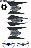 TIE SWIFT interceptor by bagera3005