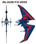 Blade Fx-200