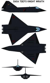 DASA TDEFS Knight Wraith low vis