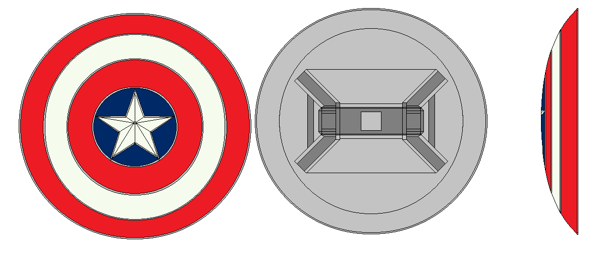 captain america shield by bagera3005 on deviantart captain america shield by bagera3005 on