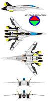 VF-79AB Seraphim by bagera3005