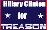Hillary Clinton for  treason
