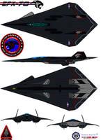 Lockheed  EFX-70 Panther by bagera3005
