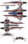 Talon2 Xf-450B