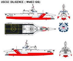 USCGC Diligence (WMEC-616)
