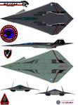 Lockheed  EFX-70 Panther VFA-136