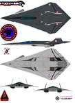 Lockheed  EF-70 Panther VFA-41