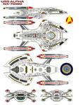 USS Alpha  NX-70100