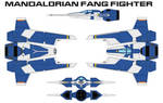 Mandalorian Fang Fighter