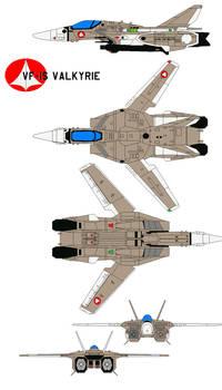 VF-1 Valkyrie Basic