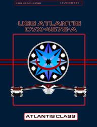 Atlantis Chronicles technical manual cover 2