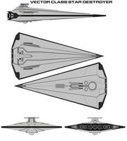 Vector Class Star Destroyer by bagera3005