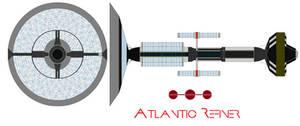 Atlantic Refiner Bussard Interstellar Ramjet