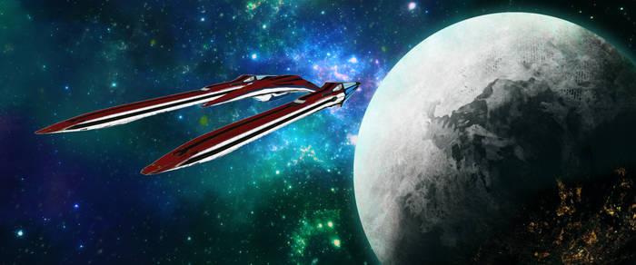 Atlantis Standerd Orbit