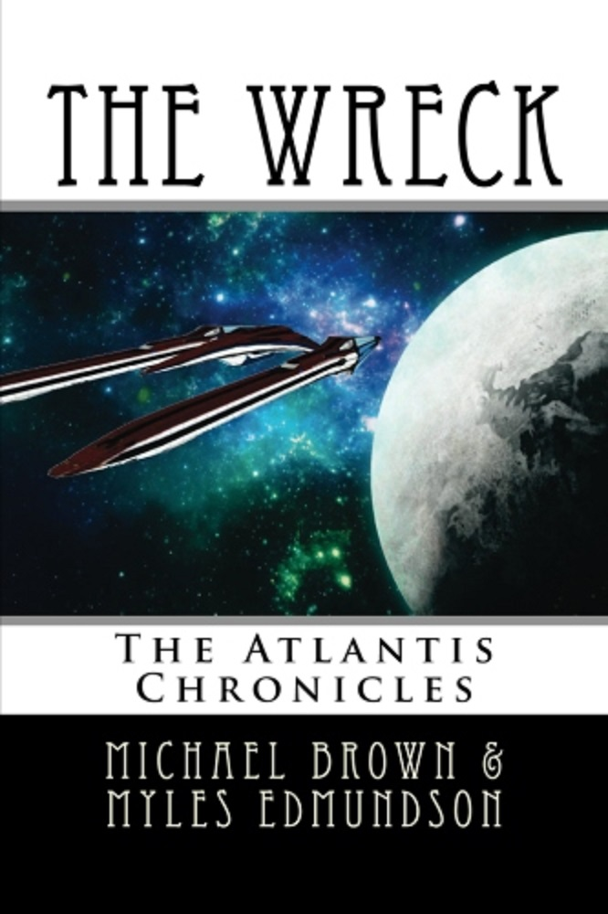 The Atlantis Chronicles The Wrack for sale now by bagera3005