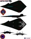 Lockheed  EFX-70 Panther 2 VFA-200 knight stalker